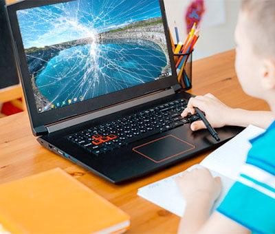 Repair Depot Cracked Screen Laptop Repair