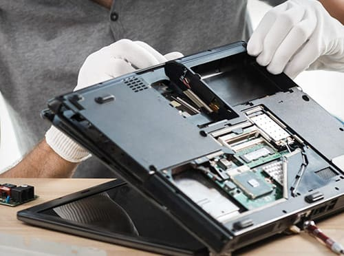 Educational Device Repairs
